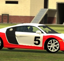 audi_r8_skin.zip For Garry's Mod Image 3