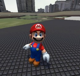 mario_sunshine_mario.zip For Garry's Mod Image 1