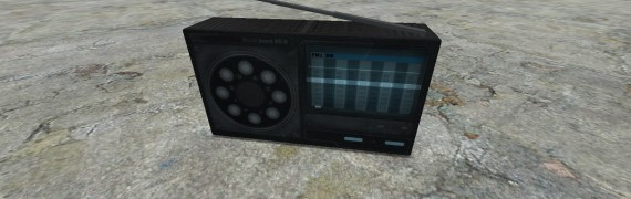 Radio Prop