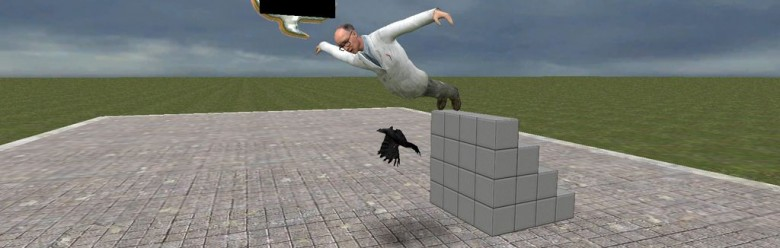 Drunken Crow Disable For Garry's Mod Image 1