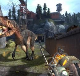Allosaurus NPC/Ragdoll preview 3