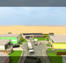 Nuke Town Map For Garry's Mod Image 1