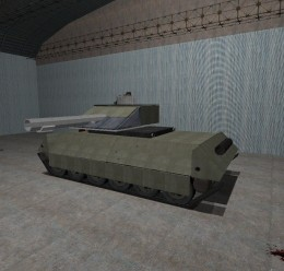 Maverick and Borja's Tank For Garry's Mod Image 1