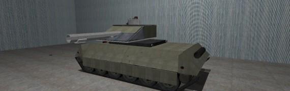 Maverick and Borja's Tank