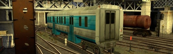 hl2 additional traincar