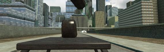 Handmade Manual Control Turret