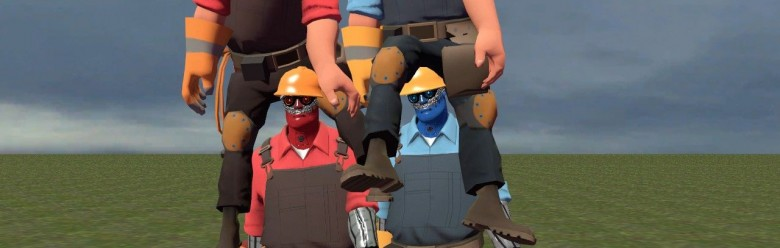 tf2_robot_engie_hexed.zip For Garry's Mod Image 1