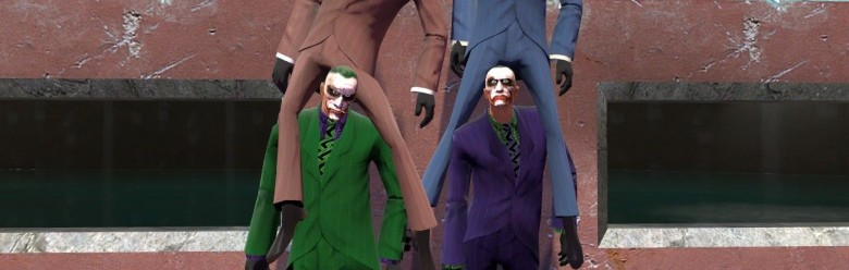 spy_joker_skin_hexed.zip For Garry's Mod Image 1