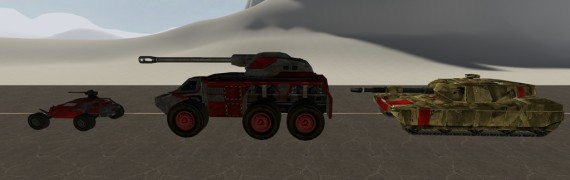 CommandAndConquer vehicles