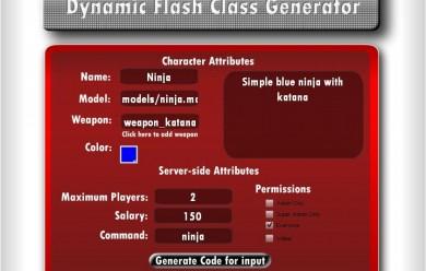 ex_classmaker.zip For Garry's Mod Image 1