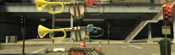 TF2 The Bugle Burner