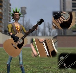 acousticguitar.zip For Garry's Mod Image 1