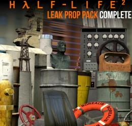 Half-Life2 Leak Props COMPLETE For Garry's Mod Image 1