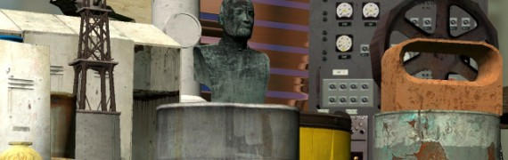 Half-Life2 Leak Props COMPLETE