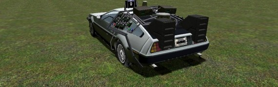 BTTF Delorean *OUTDATED*
