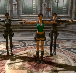 Lara Croft (TRU) and Items For Garry's Mod Image 2