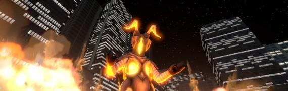 Alien Construct: Zetton