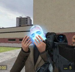 metrocop_hand.zip For Garry's Mod Image 1