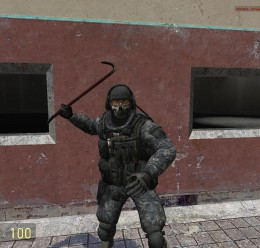 COD MW2 hexed player models For Garry's Mod Image 1