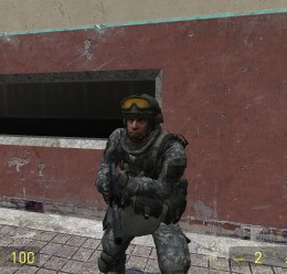 COD MW2 hexed player models For Garry's Mod Image 2