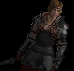 Saskia from Witcher 2 (Hotfix) For Garry's Mod Image 1