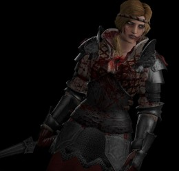 Saskia from Witcher 2 (Hotfix) For Garry's Mod Image 2
