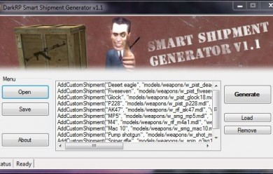 smartshipmentgenerator_v1.1.zi For Garry's Mod Image 1