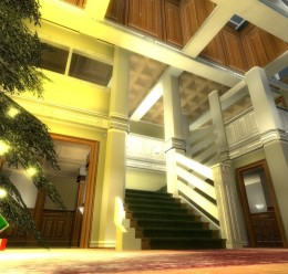 Dm Christmas Bungalow For Garry's Mod Image 2