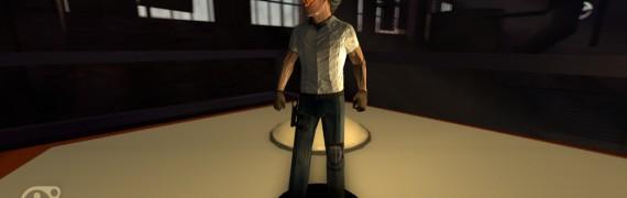 Serious Sam 3 BFE Statue