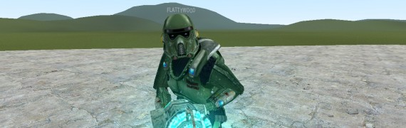 Swamptrooper Player & NPC