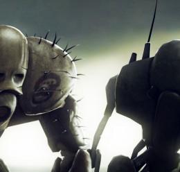 HL2 beta elite synth models For Garry's Mod Image 1