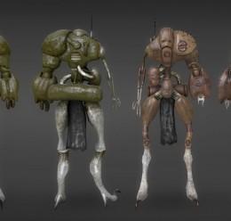 HL2 beta elite synth models For Garry's Mod Image 3