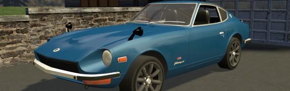 IceCars 1969 Nissan Fairlady Z