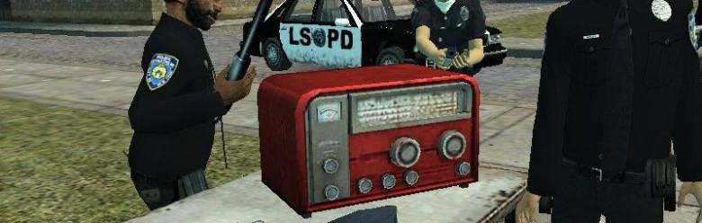 Police Scanner SEnt For Garry's Mod Image 1