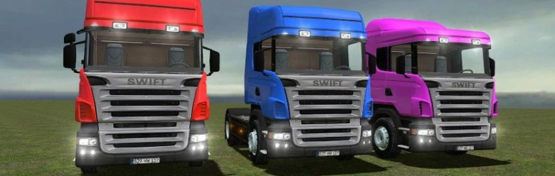 drivable_scania_trucks_pack_by For Garry's Mod Image 1