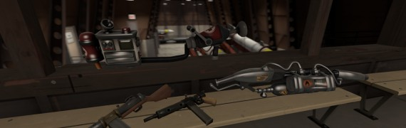 TF2 Small weapons pack
