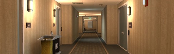 L4D2 Dead center Hotel cleaned