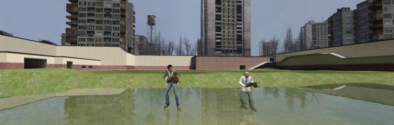 walkonwater.zip For Garry's Mod Image 1