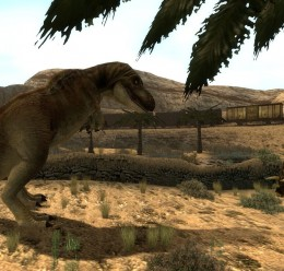dinosaurs.zip For Garry's Mod Image 1