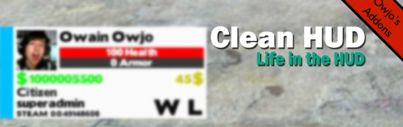V1.2 Clean HUD (In the HUD)