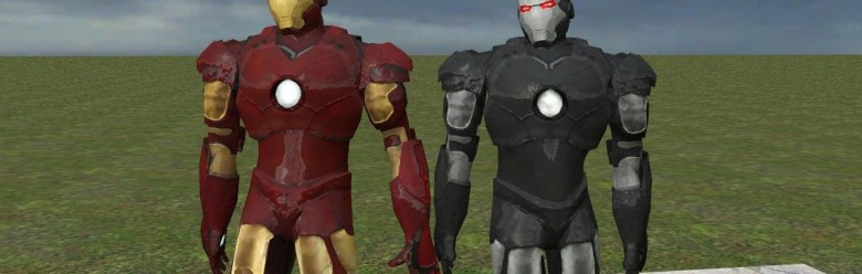 War Machine Iron Man For Garry's Mod Image 1