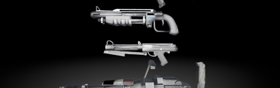 SW Battlefront 2015 Weapons