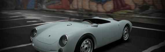 1956 Porsche 550 Spyder