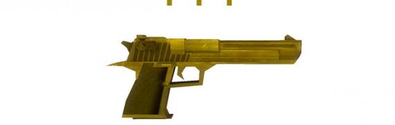 Golden TTT Deagle