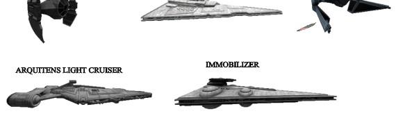 SW Battlefront 3 IMP Vehicles