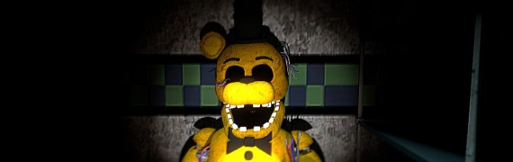 FNAF 2 Remastered (No Events)