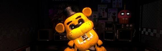 Golden Freddy Hex