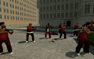 bloodz_vs_cripz.zip For Garry's Mod Image 1