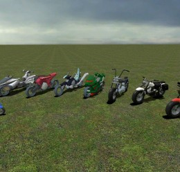 Scars2.0 Bike For Garry's Mod Image 3