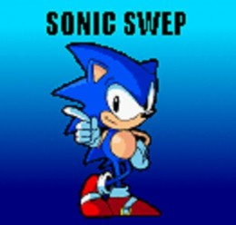 sonic_swep.zip For Garry's Mod Image 1
